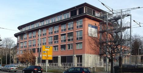 Lehr- und Seminargebäude der TU-Dresden - SFH Ingenieurbüro Dresden
