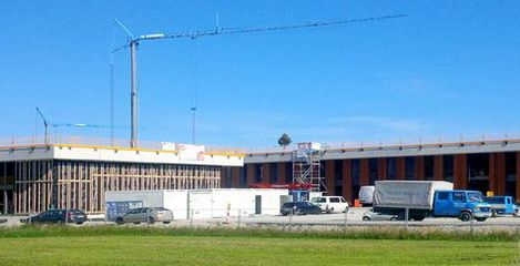 Neubau Betriebshof Stadtwerke Weilheim i.OB - SFH Ingenieurbüro Dresden