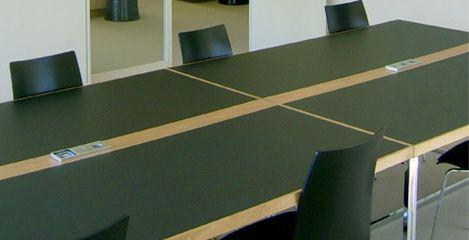 Seminarraum der FHSV Meißen - SFH Ingenieurbüro Dresden