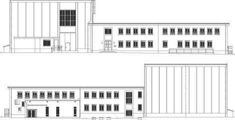 Hochschule Zittau Haus Z V - SFH Ingenieurbüro Dresden