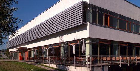 Mensa Hochschule Zittau   - SFH Ingenieurbüro Dresden