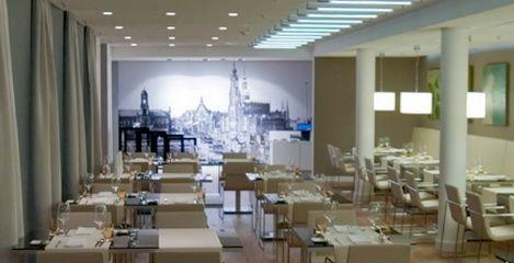 Speiseraum Hotel Innside Dresden - SFH Ingenieurbüro Dresden