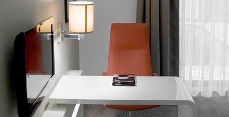 Ausstattung Hotelzimmer Hotel Innside Dresden  - SFH Ingenieurbüro Dresden