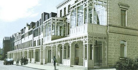Hotel Inselloft Norderney - SFH Ingenieurbüro Dresden