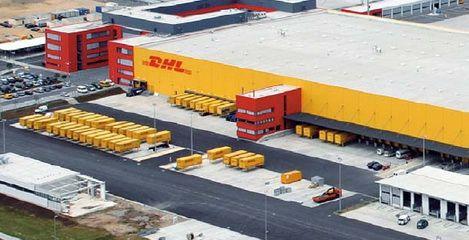 DHL Air Hub Leipzig - SFH Ingenieurbüro Dresden