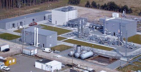 Einweihung Erdgasspeicheranlage Peckensen zweite Ausbaustufe - SFH Ingenieurbüro Dresden