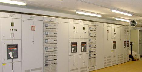 Schaltschraenke Sachsenmilch Leppersdorf - SFH Ingenieurbüro Dresden