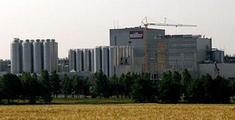 Sachsenmilch Leppersdorf - SFH Ingenieurbüro Dresden