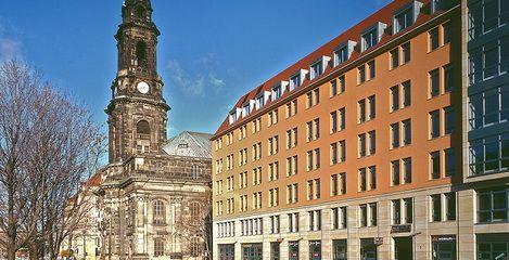 Kreuzkirchgemeindehaus Dresden - SFH Ingenieurbüro Dresden