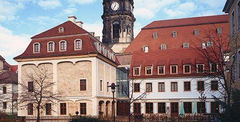 Societätstheater Dresden - SFH Ingenieurbüro Dresden
