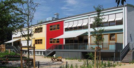 Kita Donathstr. in Dresden - SFH Ingenieurbüro Dresden