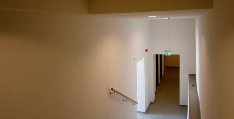 Sanierung Sporthalle Oelsa - SFH Ingenieurbüro Dresden