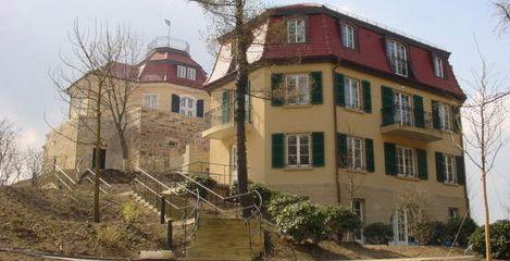 Berghaus Neufriedstein Radebeul - SFH Ingenieurbüro Dresden