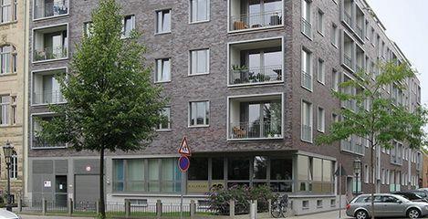 Wohnhaus Pontostraße Dresden - SFH Ingenieurbüro Dresden